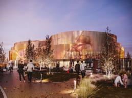 ATG Arena at Copr Bay